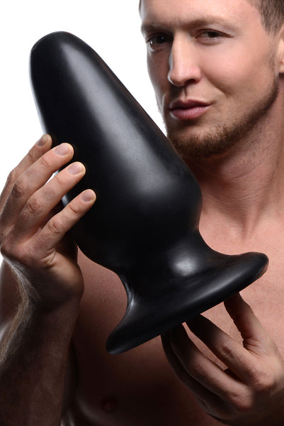 Gigantor XXXL Tapered Butt Plug - Fun and Kinky Sex Toys