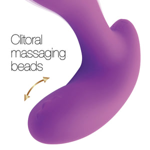 10X G-Pearl G-Spot Stimulator with Moving Beads - Fun and Kinky Sex Toys