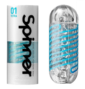 Tenga Spinner- 01 Tetra Stroker - Fun and Kinky Sex Toys