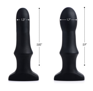 Swell 2.0 Inflatable Vibrating Anal Plug with Remote Control - Fun and Kinky Sex Toys