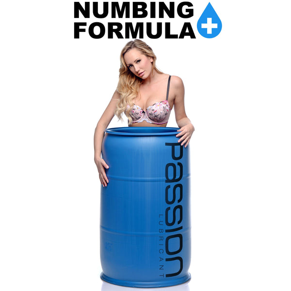 Passion Desensitizing Lube - 55 Gallon Drum - Fun and Kinky Sex Toys
