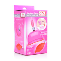 Vaginal Pump With 3.8 Inch Small Cup - Fun and Kinky Sex Toys