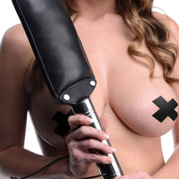 Leather Padded Paddle - Fun and Kinky Sex Toys