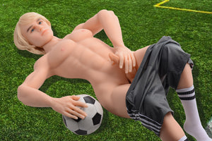 Soccer Jock Jake Fantasy Love Doll - Fun and Kinky Sex Toys