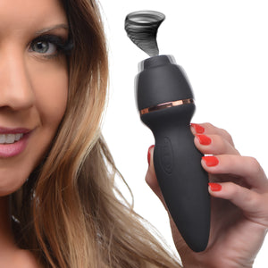 Shegasm 7X Pixie Focused Clitoral Stimulator with Vibration - Fun and Kinky Sex Toys