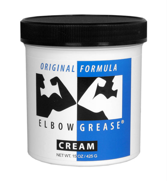 Elbow Grease Original Cream - Fun and Kinky Sex Toys