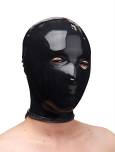 Rubber Slave Hood - Fun and Kinky Sex Toys