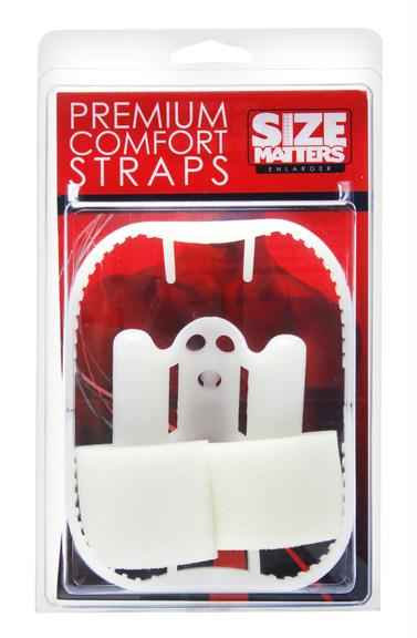 SMP Enlarger Premium Comfort Strap Accessory- Packaged - Fun and Kinky Sex Toys