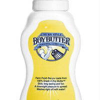 Boy Butter 9oz Squeeze Bottle - Fun and Kinky Sex Toys