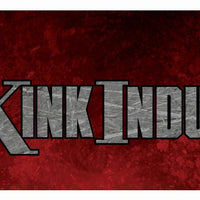 Kink Industries Display Sign - Fun and Kinky Sex Toys