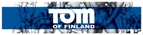 Tom of Finland Display Sign - Fun and Kinky Sex Toys