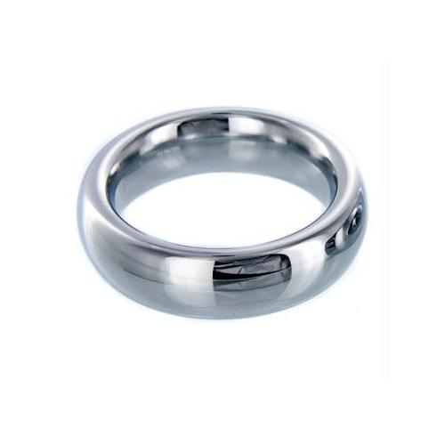 Stainless Steel Cock Ring - Fun and Kinky Sex Toys