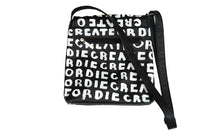 Load image into Gallery viewer, Create Or Die Large Shoulder Bag
