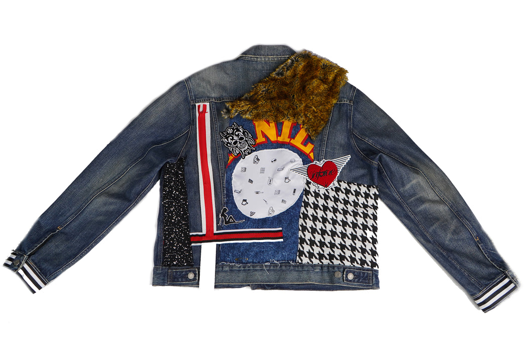 Memories Denim Jacket