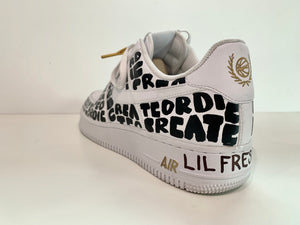 CREATE OR DIE™ Air Force 1's