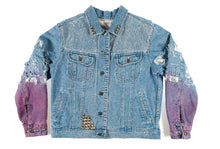 Load image into Gallery viewer, Armor Denim Jacket