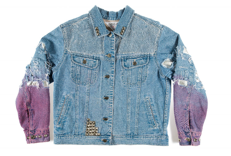 Armor Denim Jacket