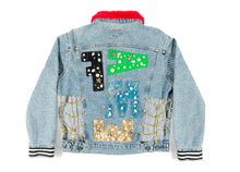 Load image into Gallery viewer, FAME Denim Jacket