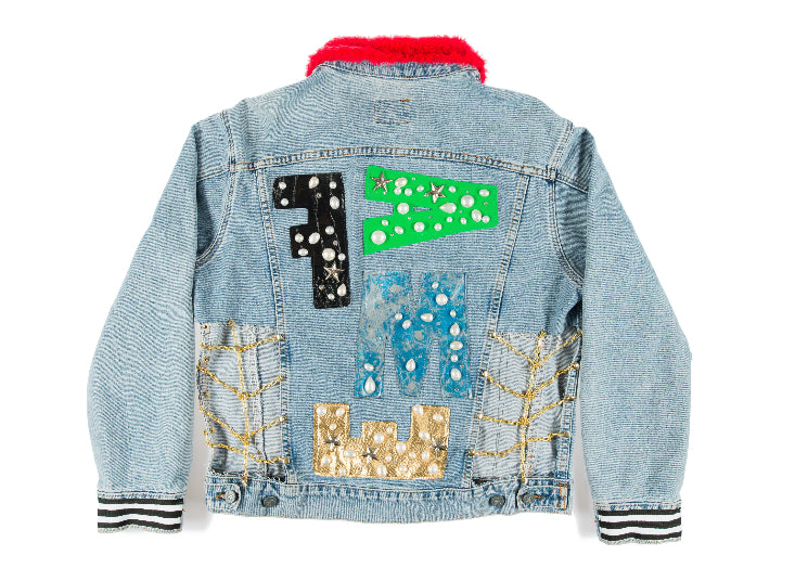 FAME Denim Jacket