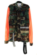 Load image into Gallery viewer, FLARE Camoflauge Jacket