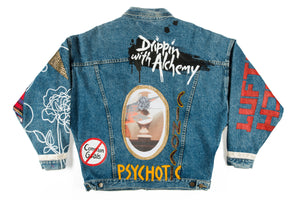 Drippin' Alchemy Denim Jacket