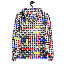 Load image into Gallery viewer, Crossword Create or Die Unisex Hoodie