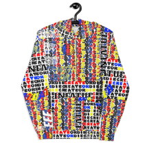 Load image into Gallery viewer, Create or Die Collage Unisex Hoodie