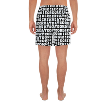 Load image into Gallery viewer, Create or Die Athletic Long Shorts