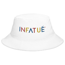 Load image into Gallery viewer, INFATUÉ Bucket Hat in Primary Colors