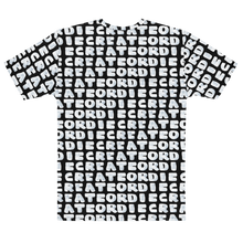 Load image into Gallery viewer, Create Or Die Men's T-shirt