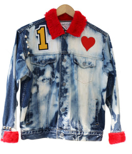 Warner Brother Denim Jacket