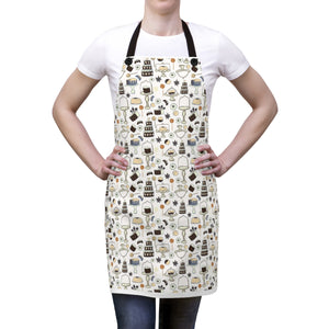 For the love of Baking Apron