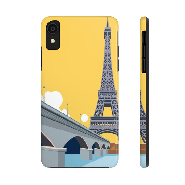 Paris Eiffel Tower Phone Case