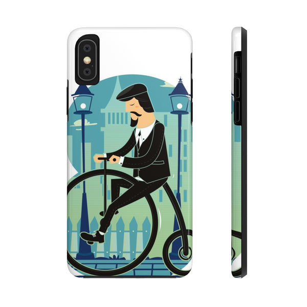 Parisian Man Phone Case