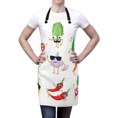 Vegetable Party Apron