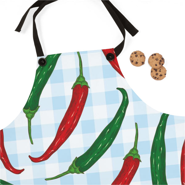 Hot Chilis Apron
