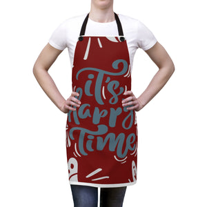 Scandinavian Design Holiday Apron