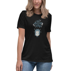 It's Happy Time - Women's Relaxed T-Shirt - My Mom and I Collection