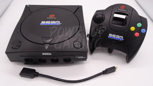 Sega Sports Dreamcast Premodded with DCHDMI with other Optional Mods