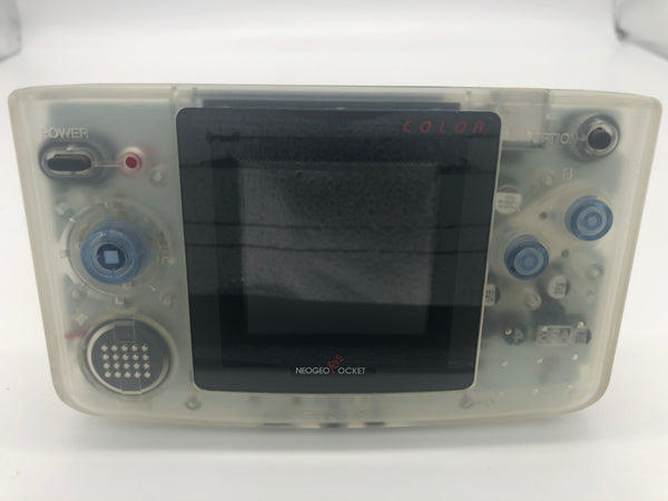 Neo Geo Pocket Color Full Size Backlit LCD w/ OSD