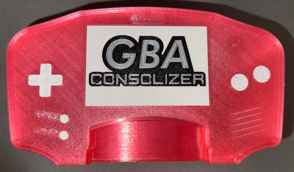 PREORDER PreModded Game Boy Advance GBA Consolizer
