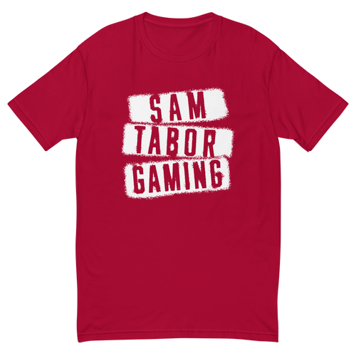 Sam Tabor Gaming Spray Tee