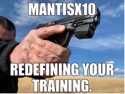 MANTIS X10 Training System