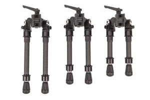 Modular Evolution Bipods for long range shooting