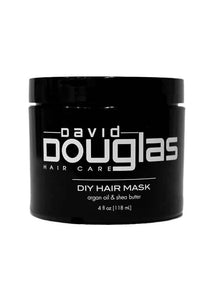 David Douglas DIY Hair Mask Argan Oil & Shea Butter 4oz