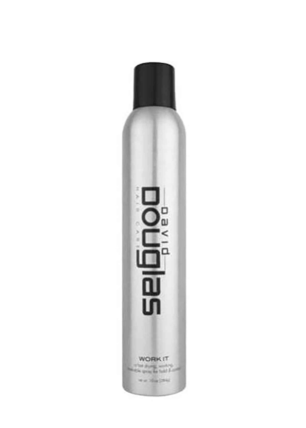 David Douglas Work It Hairspray 10 oz