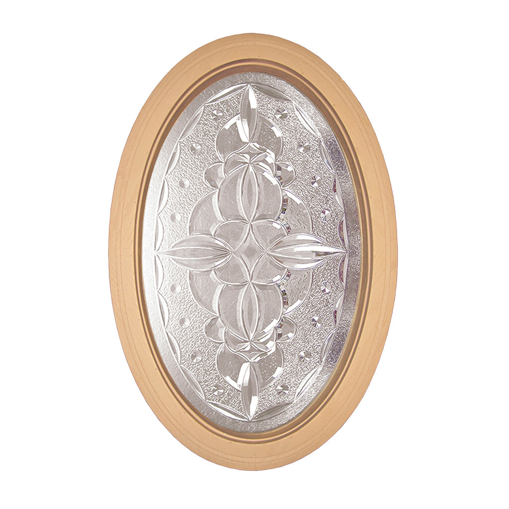 Bevelpane Asbury Decorative Oval
