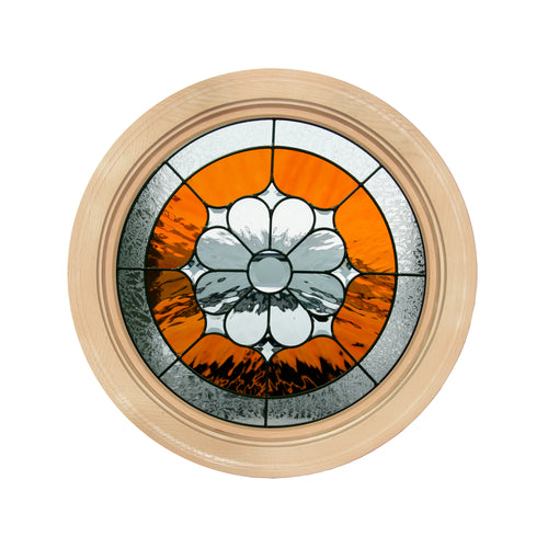 Helm Round Window