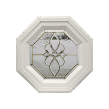 Taj Stationary Octagon Window Beige