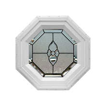 Verona Stationary Octagon Window